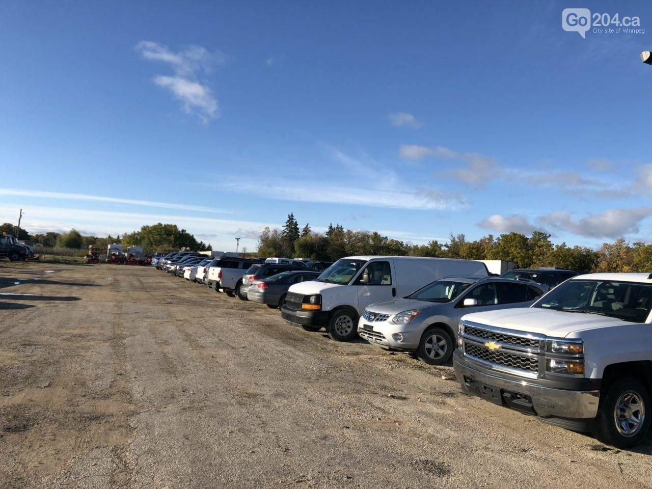 Winnipeg Police Service Unclaimed Goods Auction, photo-2