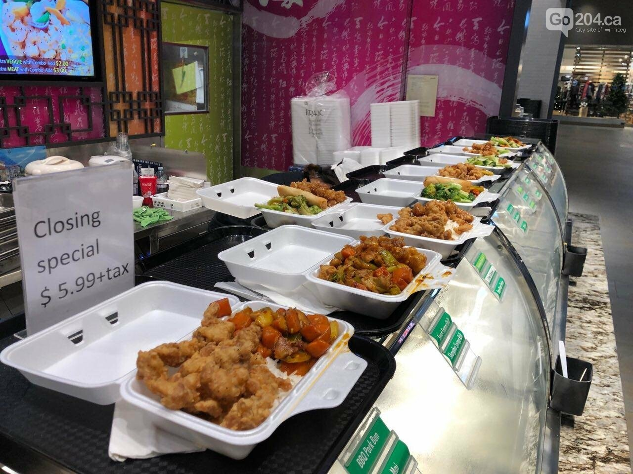 Closing special on Chinese food!, photo-1