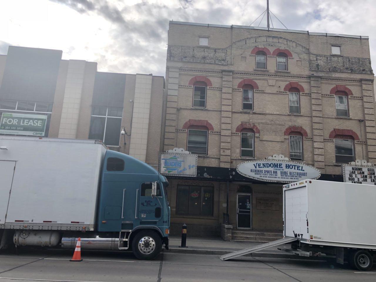 American movie filmed in Winnipeg, photo-1
