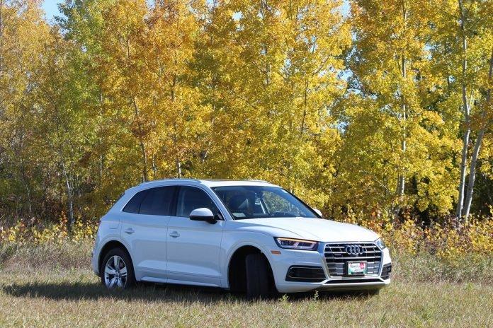 Audi Q5 Review Canadian Market Version Go204 Ca